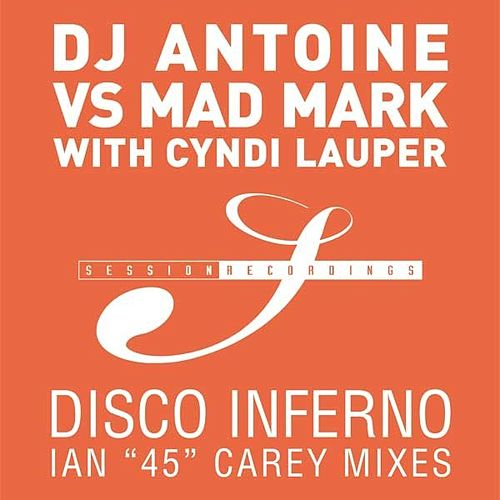 Disco Inferno by Cyndi Lauper