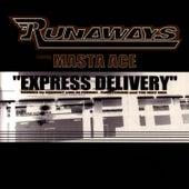 Express Delivery w/ Masta Ace by Runaways U.K.