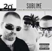 20th Century Masters: The Millennium Collection: Best Of Sublime von Sublime