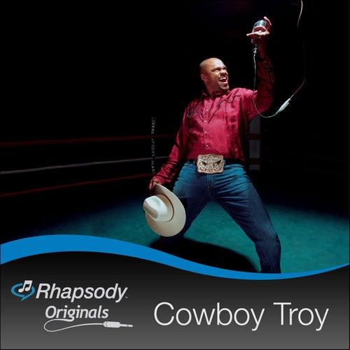 Buffalo Stampede [Live] [Rhapsody Originals] by Cowboy Troy