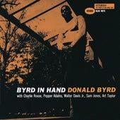 Byrd In Hand by Donald Byrd