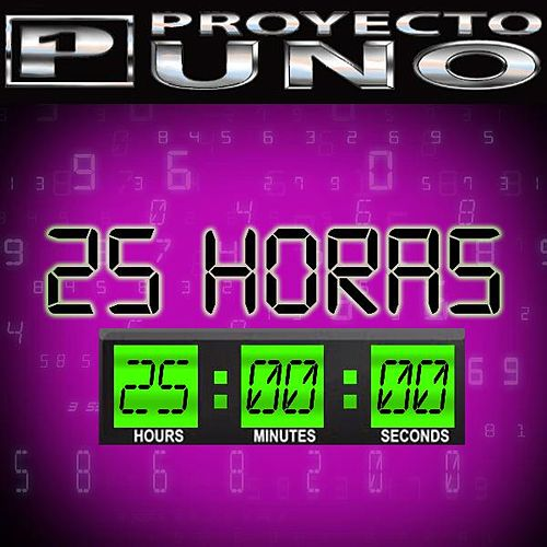 25 Horas by Proyecto Uno