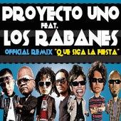 Que Siga La Fiesta ( Official Remix) [feat. Los Rabanes] de Proyecto Uno
