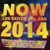 NOW: Los Éxitos del Año 2014 de Various Artists