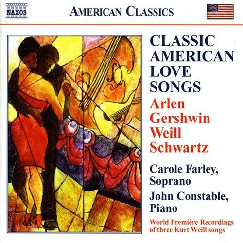 Classic American Love Songs by Carole Farley