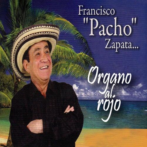 Organo al Rojo de Francisco Pacho Zapata