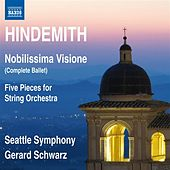 Hindemith: Nobilissima visione by Seattle Symphony Orchestra