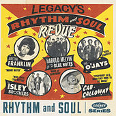 Legacy's Rhythm & Soul Revue de Various Artists