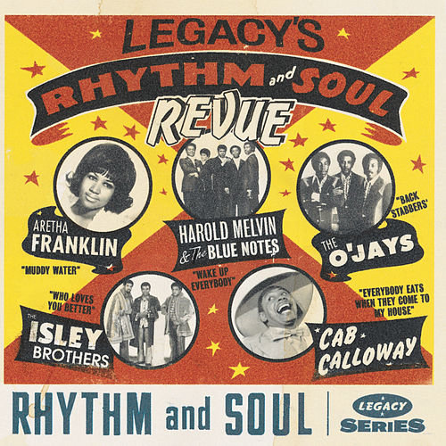 Legacy's Rhythm & Soul Revue by Various Artists