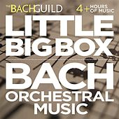 Little Big Box :: Bach Orchestral Music by Various Artists