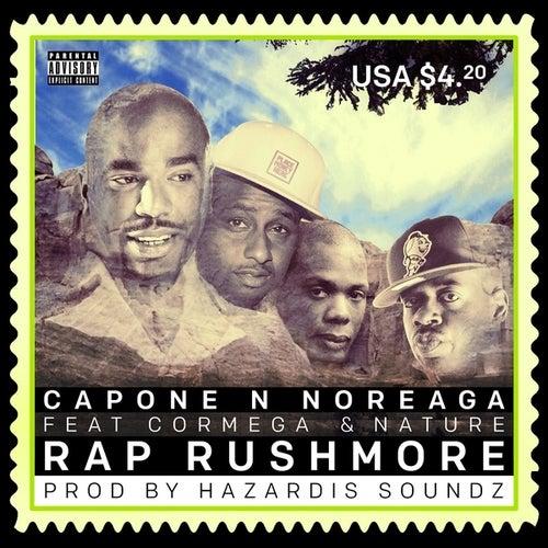 Rap Rushmore (feat. Cormega & Nature) - Single by Capone-N-Noreaga