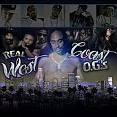 Real WestCoast OG's by Various Artists