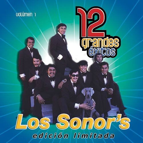 12 Grandes exitos Vol. 1 by Los Sonor's