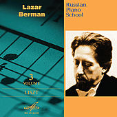 Russian Piano School, Vol. 3 von Lazar Berman