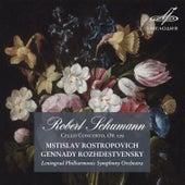 Schumann: Cello Concerto, Op. 129 by Mstislav Rostropovich