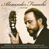 Highlights of Russian Guitar Performing Art by Alexander Frauchi