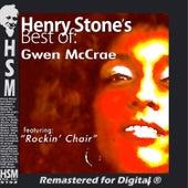 Henry Stone's Best of Gwen Mccrae de Gwen McCrae
