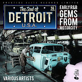The Soul of Detroit von Various Artists