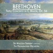Beethoven: Triple Concerto in C Major, Op. 56 by Lev Oborin