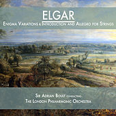 Elgar: Enigma Variations & Introduction and Allegro for Strings de London Philharmonic Orchestra