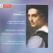 Jomelli - Le Lamentazioni Del Profeta Geremia Per Il Mercoledi Santo de Veronique Gens