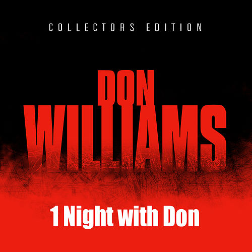 1 Night with Don by Don Williams