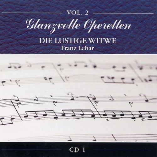 Glanzvolle Operetten: Die lustige Witwe by Staatliches Wiener Volksopernorchester