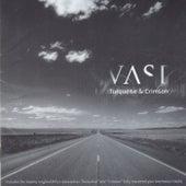 Turquoise & Crimson by VAST