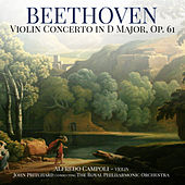 Beethoven: Violin Concerto in D Major, Op. 61 de Alfredo Campoli