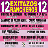 12 Exitazos Rancheros 12 by Various Artists