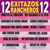 12 Exitazos Rancheros 12 de Various Artists