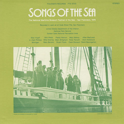 Songs of the Sea: The National Maritime Museum Festival of the Sea by Various Artists