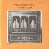 Paris Street Music - The Mechanical Pipe Organ by Gérard Dôle
