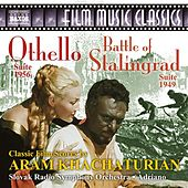 Khachaturian: Othello Suite & The Battle of Stalingrad Suite by Various Artists