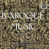 Baroque Music, Vol. 1 by Various Artists