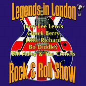 Legends in London Rock & Roll Show (Live) von Various Artists