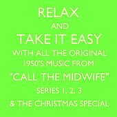 Relax and Take It Easy With All the Original 1950's Music from