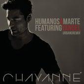 Humanos a Marte de Chayanne