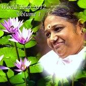 World Tour 2012, Vol.1 by Amma