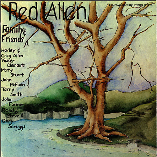 Red Allen and Friends by Harley 'Red' Allen