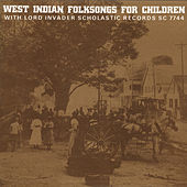West Indian Folksongs for Children von Lord Invader