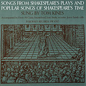 Songs from Shakespeare's Plays and Songs of His Time by Tom Kines