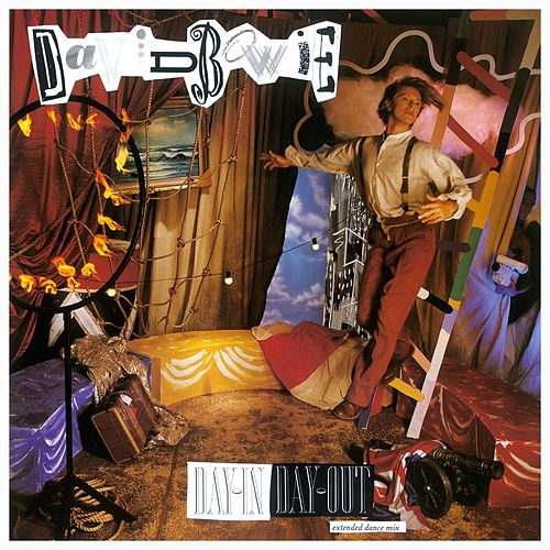 Day-In Day-Out E.P. (Spanish Version) by David Bowie