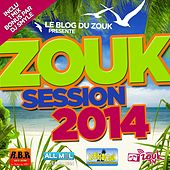 Zouk session 2014 de Various Artists