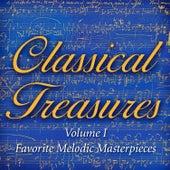 Classical Treasures Vol. 1: Favorite Melodic Masterpieces von Various Artists