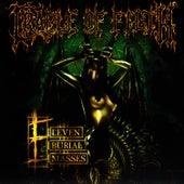 Eleven Burial Masses de Cradle of Filth