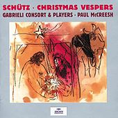Schütz: Christmas Vespers by Various Artists