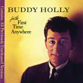 For The First Time Anywhere by Buddy Holly