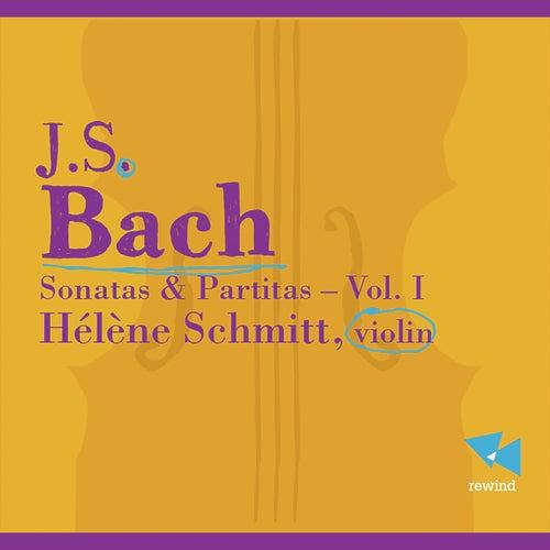 Bach: Sonatas and Partitas, Vol. 1 by Hélène Schmitt