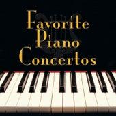 Favorite Piano Concertos de Various Artists